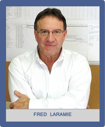 Office Fred Laramie Project Manager