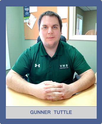 Office Gunner Tuttle 1